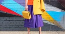 Canlı ve Parlak Renkler Moda Trendi Oluyor